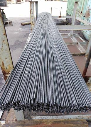 Пруток ВР-1 Ф 2.2-6.5 длиной до 6 м для армирования ЖБИ