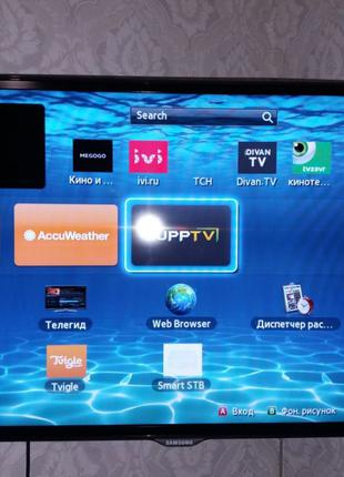"LED телевизор 40"" Samsung UE40ES5507K - в идеале!!!"