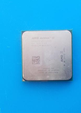 AMD Athlon II X4 641 (2800 mhz) s.FM1 socket Процессор