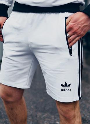 Мужские шорты трикотажные Adidas