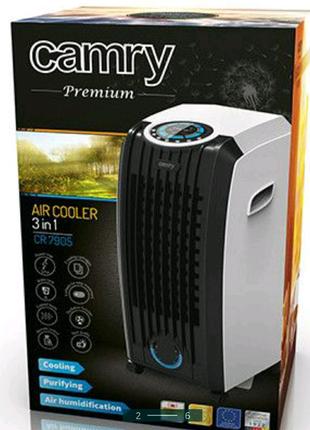 Климатизатор, охладитель, увлажнитель, очиститель Camry CR 7905