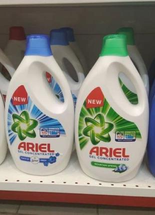 Ariel 5.75 гель для прання