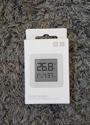 Термометр-гигрометр Xiaomi Mijia Bluetooth 2 (Новая версия)