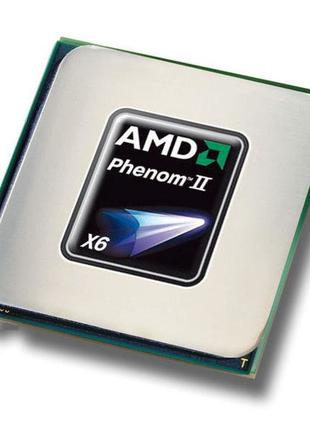 Процессор 6ядер AMD Phenom II x6 1055T 2.8GHz (3.3GHz Turbo)