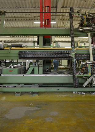 Оборудование для производства окон ПВХ (URBAN, Германия)