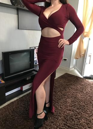 Вечернее платье Вечірня сукня