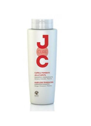 Barex joc cure шампунь против выпадения волос