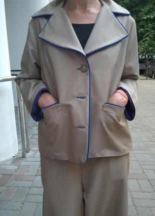 Брючный костюм blue velvet от  blue cat label