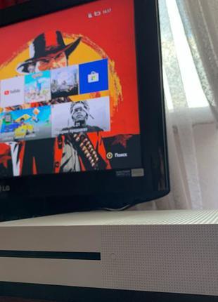 Срочно продам Xbox one s + gamepad + account