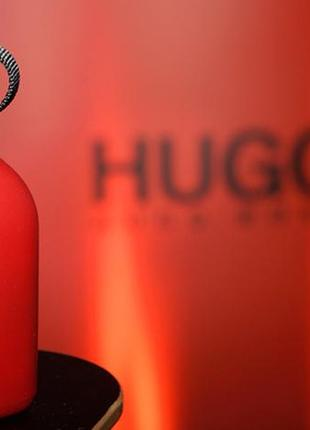 Hugo boss hugo red_мужская туалетная вода