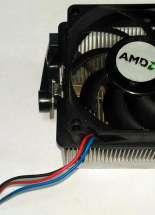 Кулер CPU AMD под Socket 754, 939, AM2, AM3, FM1, FM2