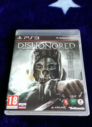 Dishonored (русский язык) для PS3