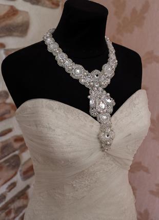 Волшебное свадебное платье ждёт именно тебя😉