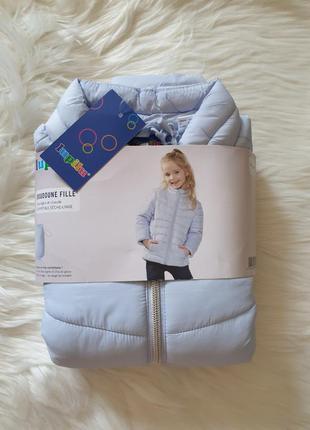 Lupilu курточка ветровка деми дкмисезонеая 110 р на 4-5 лет.