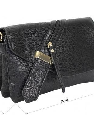 Сумка с ручкой через плечо  женская маленькая. сумочка геометр...