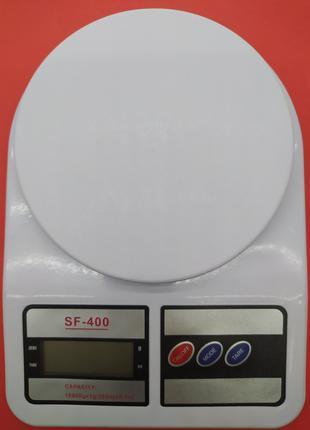 Весы кухонные SF-400 (1г-10кг)