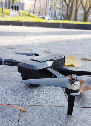 Квадрокоптер Visuo ZEN K1 - дрон с GPS, БК моторами, камера 4К