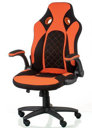 Кресло геймерское Kroz black/red