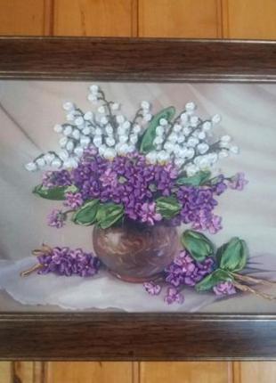 Картина чудовий подарунок на Миколая