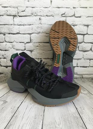 Крутые кроссовки reebok sole fury trail dv9416  37 размер