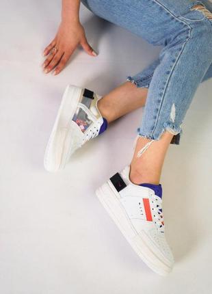 Nike air force 354 женские стильные кроссовки