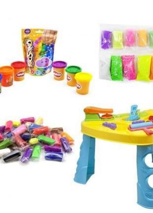 Большой набор для творчества столик MULTI TABLE, Danko Toys, MTB-