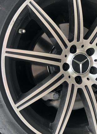 Оригінальні диски Mercedes Benz E220 AMG в ідеальному стані