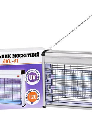DELUX AKL 41,Уничтожитель МУХ,комаров,ловушка,лампа,светильник