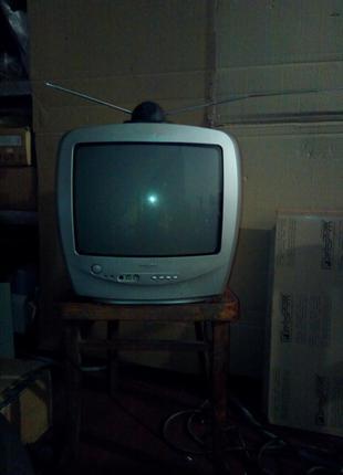 Телевизор маленький для дачи рабочий