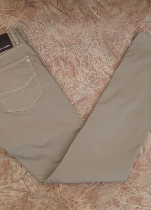 Мужские котоновые брюки джинсы Pierre Cardin Jeans