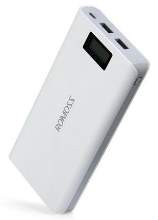 Power Bank Romoss LCD 50000mAh Sense 6 PLUS 2USB
