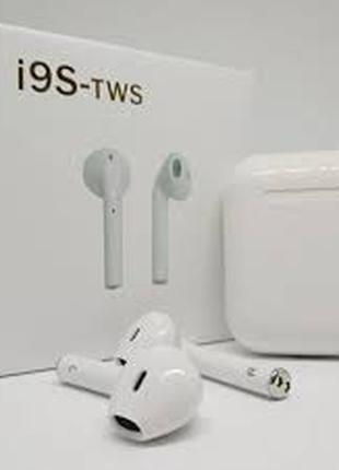 Навушники бездротові i9s-tws.