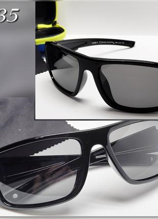 Детские очки линза черная polaroid