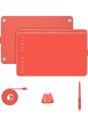 Huion HS611 Sunrise Red Планшет Графический Профессион., Новый
