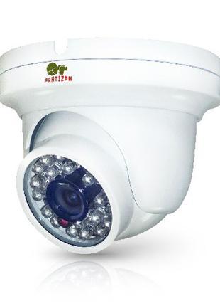 Комплект сверх бюджетного IP видеонаблюдения. IP камера.