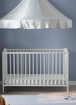 IKEA SMAGORA Кроватка детская, 60x120