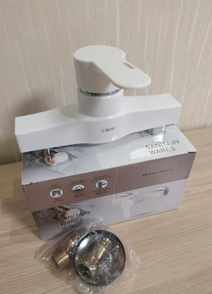 Смеситель для душа из термопластичного пластика SW Brinex 40W 010