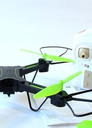 """Квадрокоптер (дрон) Sky Cruiser c WiFi камерой и """"Турбо курс"""" ..."""