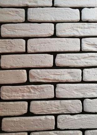 Декоративная гипсовая плитка Римский кирпич