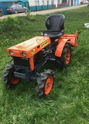Японский Мини Трактор Кубота 14 л/с Дизель