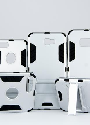 Защитный чехол-подставка для iPhone и Samsung