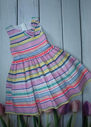 Нереально красивое пышное платье m&s