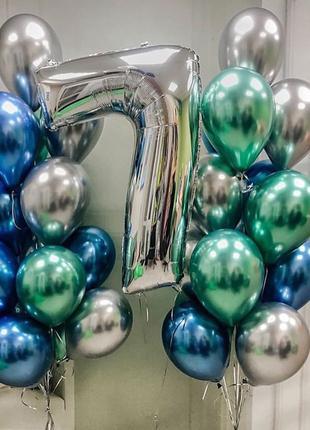 Гелиевые шарики, игрушки, упаковка подарков на Троещине