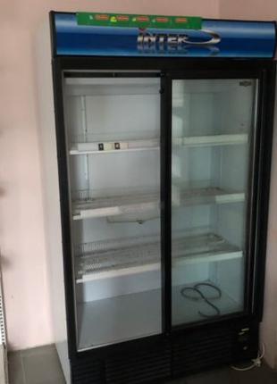 Холодильные шкафы Интер