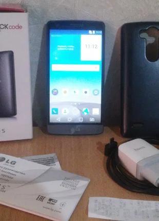 LG G3s D724 1/8 GB 4+ (комплект)