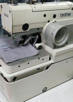 ПРОДАМ Швейную Машину Brother RH-9800-01 Состояние Отличное