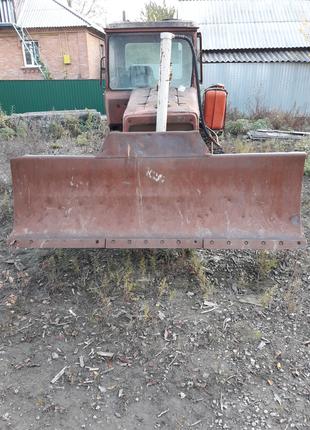 Трактор-бульдозер ДТ-75 (СССР)