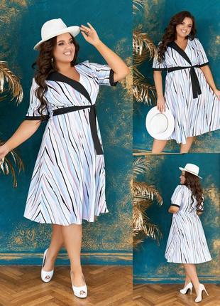 Женское платье. размеры:50,52,54,56-58.