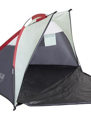 Пляжная палатка-тент Pavillo Bestway 68001 «Ramble Tent 2», 200х1