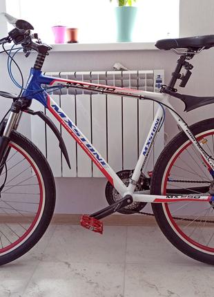 Велосипед ручной сборки гидравлика
